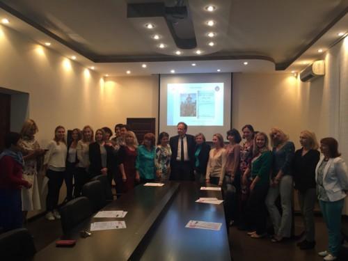 Проект «Дни Австрии в Волгограде»: встреча с Мартином Плодерером