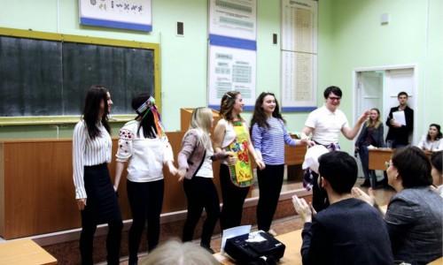 От улыбки станет всем теплей: Вечер юмора на кафедре немецкого языка и методики его преподавания