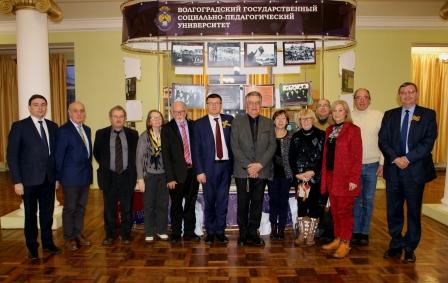 Ассоциация Бургонь-Эркази в Волгограде (кафедра романской филологии)