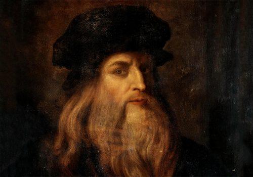 Выставка, посвященная деятельности Леонардо Да Винчи!